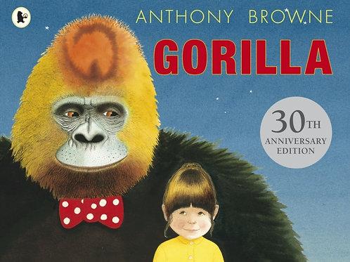 Anthony Browne - Gorilla (AGE 4+)