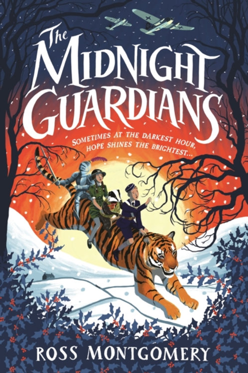 Ross Montgomery - The Midnight Guardians (AGE 9+)