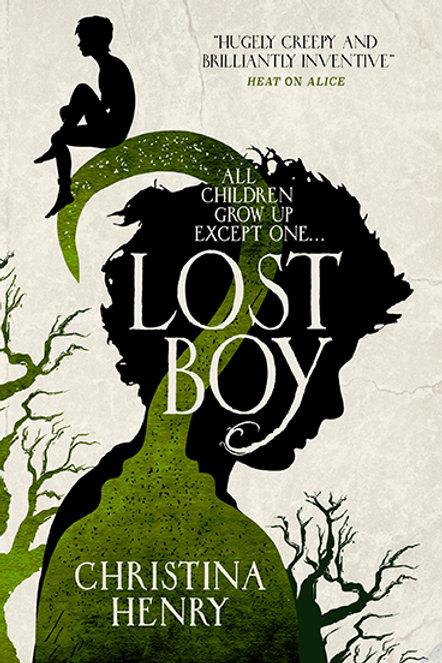 Christina Henry - Lost Boy