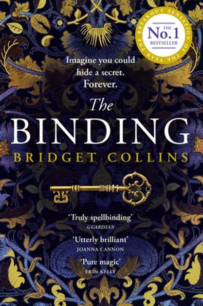 Bridget Collins - The Binding