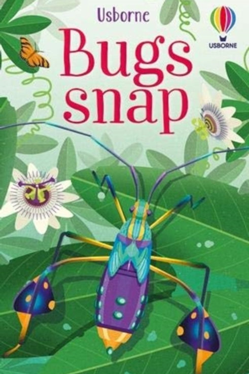 Bugs Snap (AGE 3+)