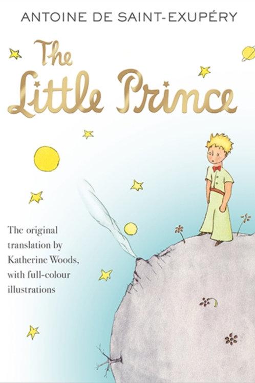 Antoine de Saint-Exupery - The Little Prince (AGE 8+)