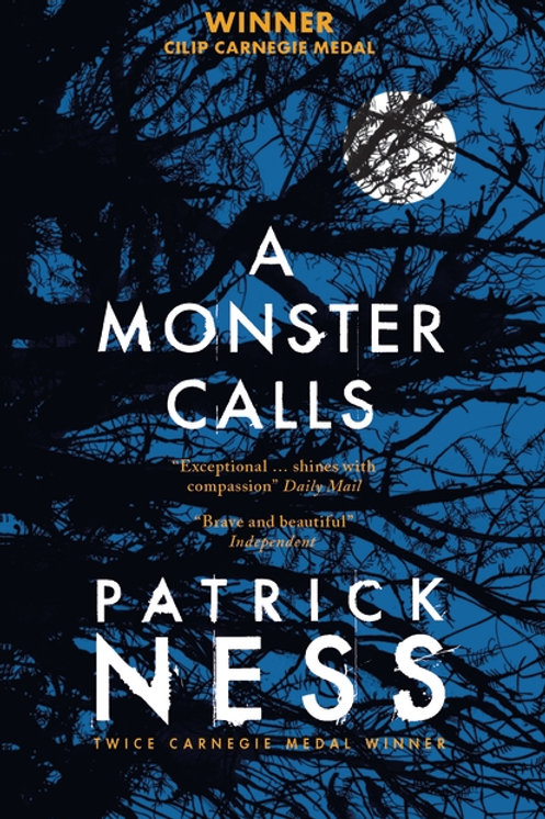 Patrick Ness - A Monster Calls (AGE 10+)