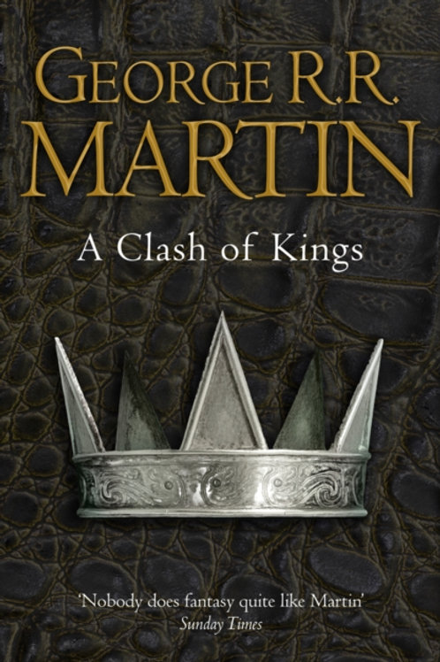 George R.R. Martin - A Clash Of Kings (2nd In Series)