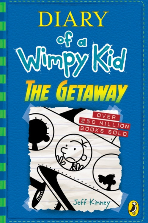 Jeff Kinney - Diary of a Wimpy Kid: The Getaway (Age 8+) (12th In Series)