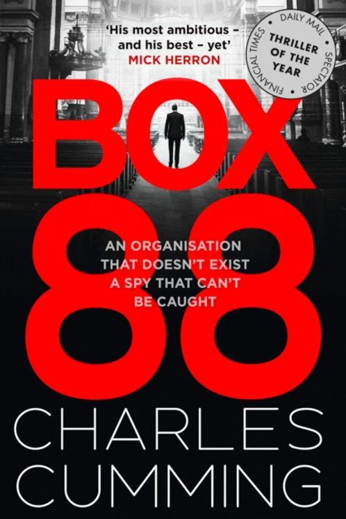 Charles Cumming - Box 88