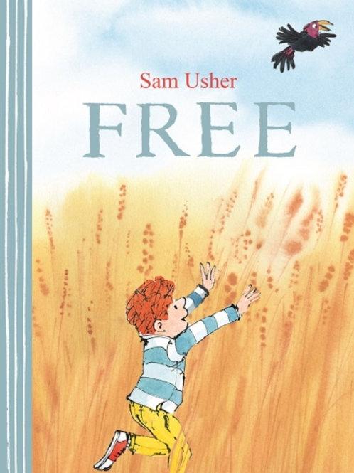 Sam Usher - Free (AGE 3+)