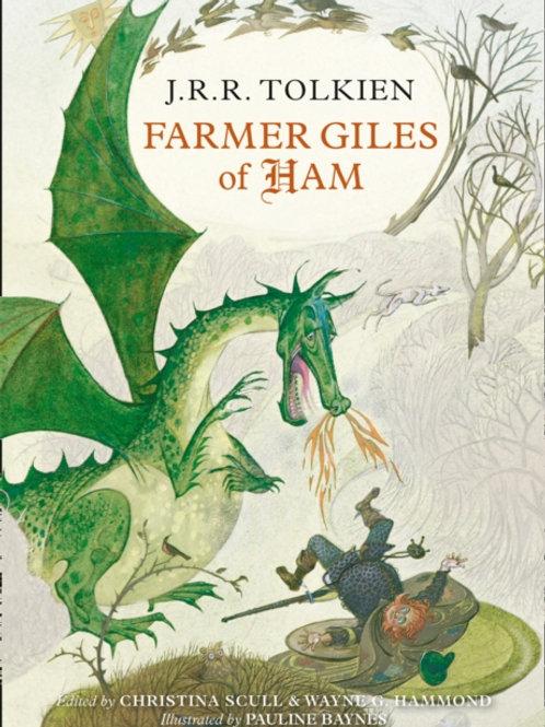 J .R.R Tolkien - Farmer Giles Of Ham (HARDBACK)