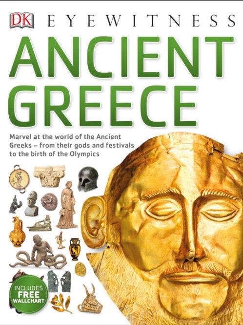 Eyewitness Ancient Greece (AGE 8+)