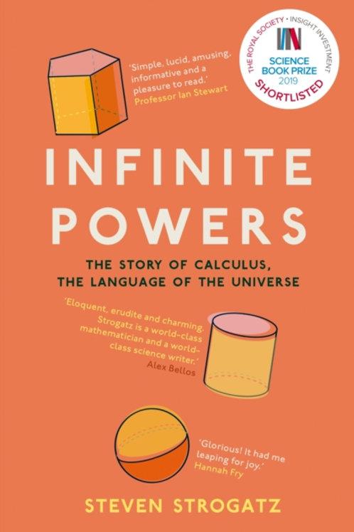 Steven Strogatz - Infinite Powers : The Story of Calculus