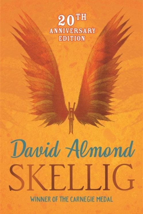 David Almond - Skellig (AGE 9+)