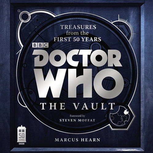 Marcus Hearn - Doctor Who: The Vault