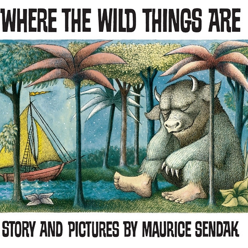 Maurice Sendak - Where The Wild Things Are (AGE 3+)