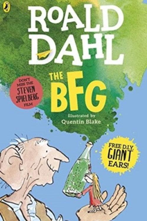 Roald Dahl - The BFG (AGE 7+)