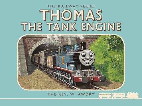 Rev.Wilbert Vere Awdry  - Thomas The Tank Engine (AGE 4+) (HARDBACK)
