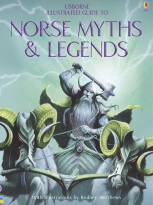 Anne Millard - Norse Myths And Legends (AGE 6+)
