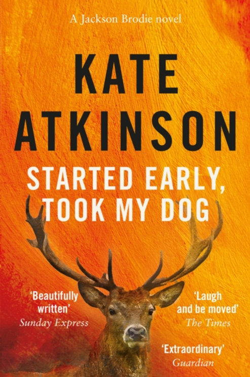 Kate Atkinson - Started Early, Took My Dog (Jackson Brodie 4)