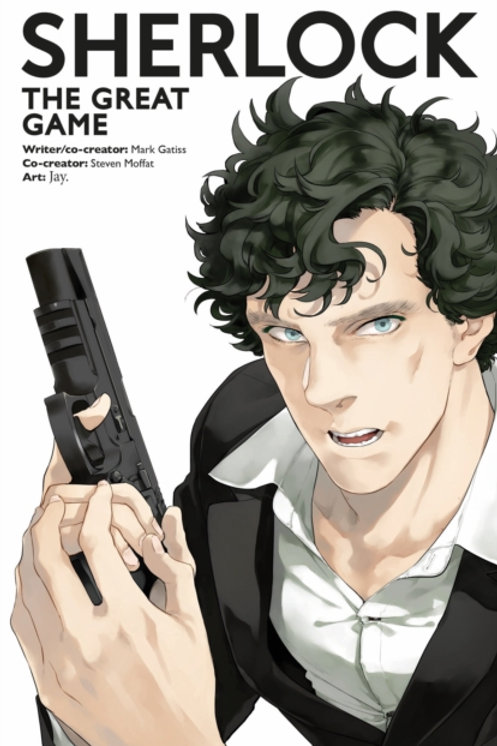 Mark Gatiss And Steven Moffat - Sherlock: The Great Game (3rd In Series)