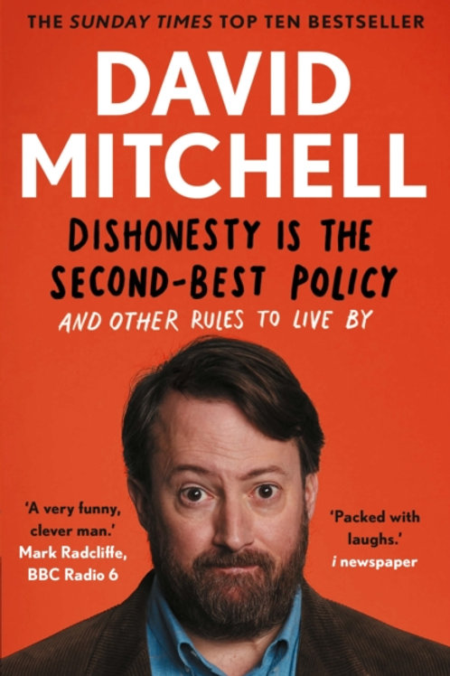 David Mitchell - Dishonesty Is The Second-Best Policy