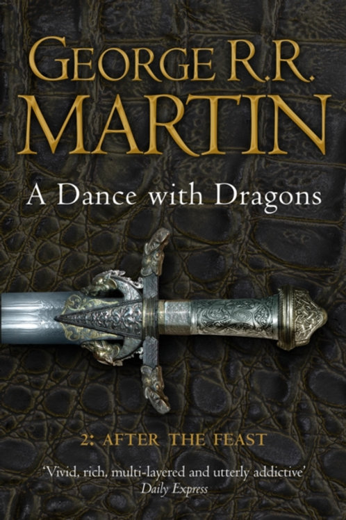 George R.R. Martin - A Dance With Dragons : After Feast (5th In Series) (Part 2)