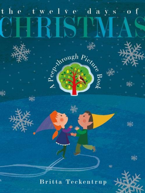 Britta Teckentrup - The Twelve Days Of Christmas (AGE 3+)