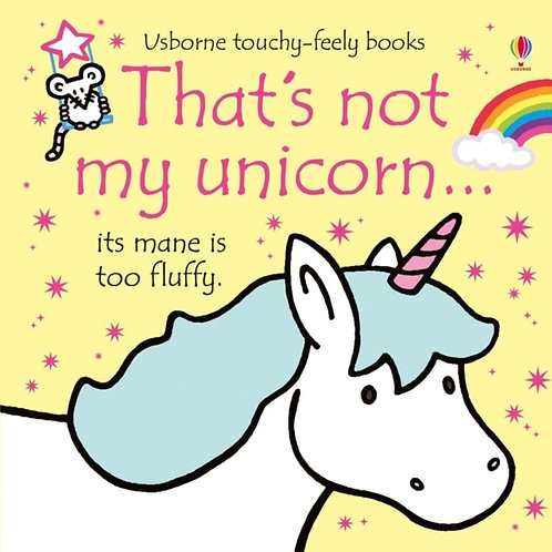 Fiona Watt - That's Not My Unicorn (AGE 0+) (HARDBACK)