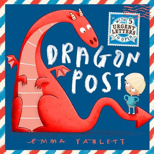 Emma Yarlett - Dragon Post (AGE 4+) (HARDBACK)