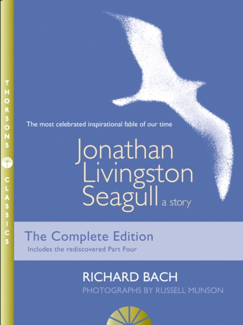 Richard Bach - Jonathan Livingston Seagull : A Story