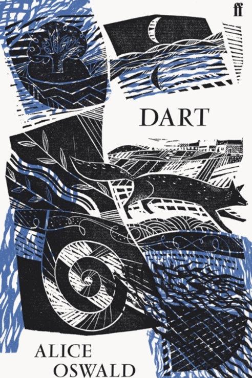 Alice Oswald - Dart (HARDBACK)