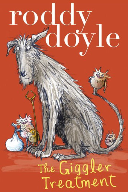 Roddy Doyle - The Giggler Treatment (AGE 7+)