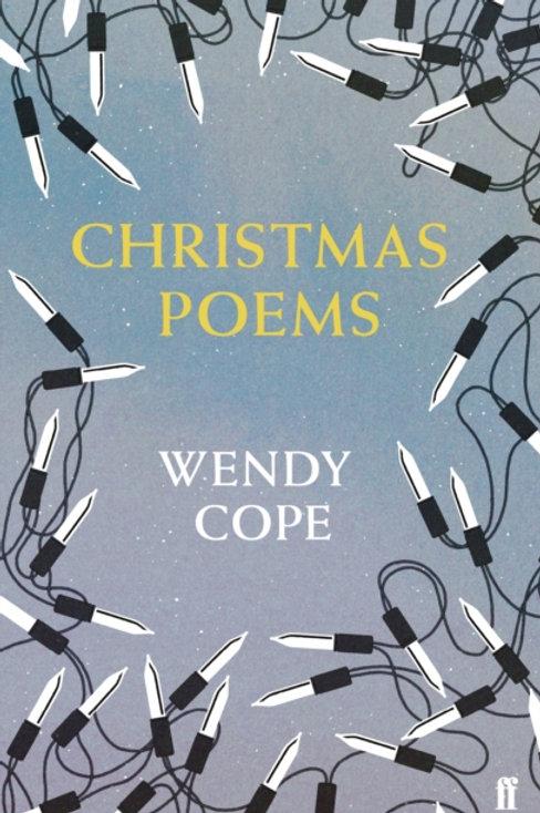 Wendy Cope - Christmas Poems (HARDBACK)