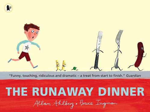 Allan Ahlberg - Runaway Dinner (AGE 2+)