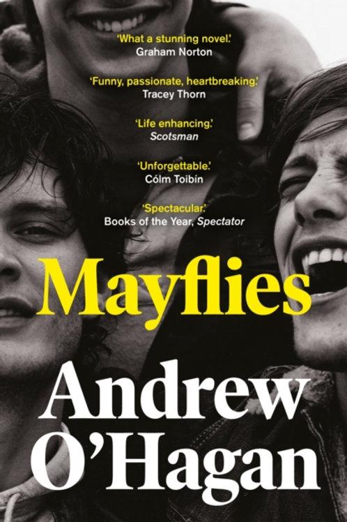 Andrew O'Hagan - Mayflies