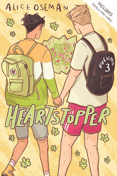 Alice Osman - Heartstopper Volume Three