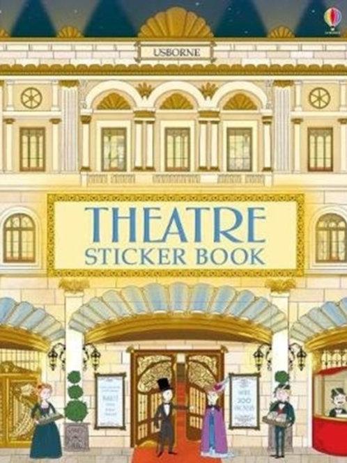 Abbie Wheatley - Theatre Sticker Book (AGE 5+)