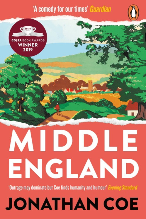 Jonathan Coe - Middle England (3rd In Series)
