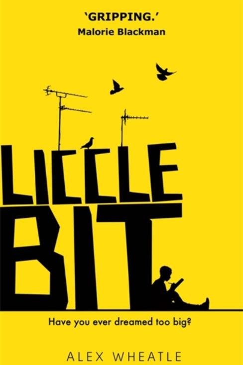 Alex Wheatle - Liccle Bit (AGE 12+)