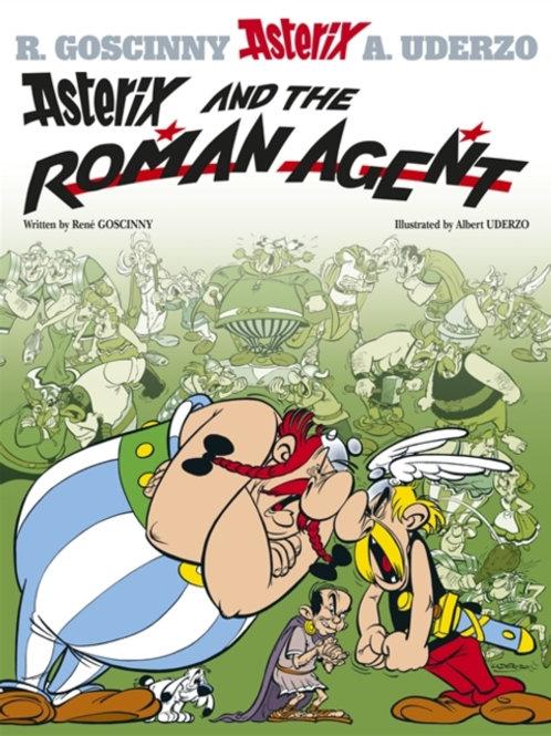 Rene Goscinny - Asterix And The Roman Agent (AGE 8+) (No. 15)