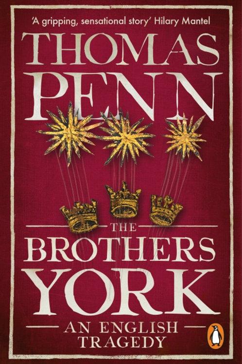 Thomas Penn - The Brothers York