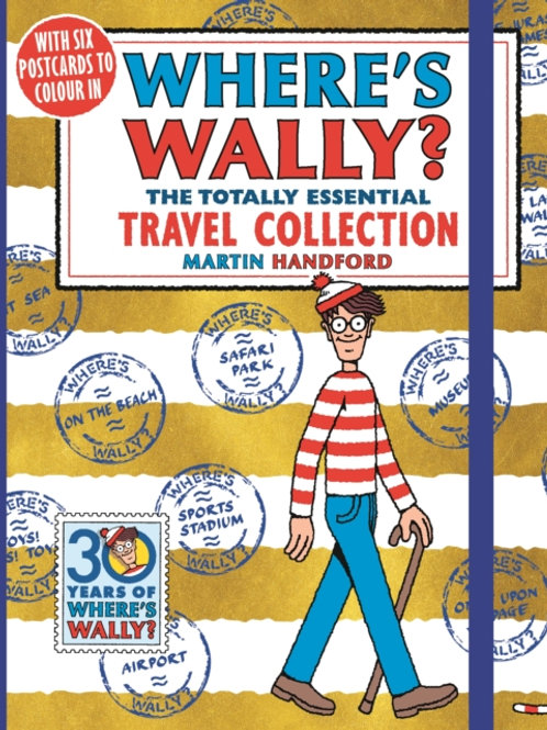 Martin Handford - Where's Wally? The Totally Essential Travel Collection (AGE 5+