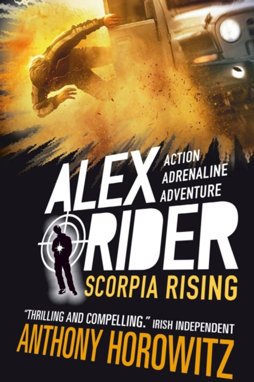 Anthony Horowitz - Scorpia Rising (AGE 12+) (9th In Series)