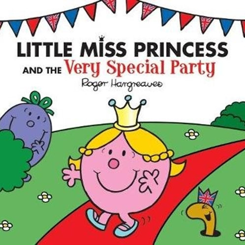 Roger Hargreaves - Little Miss Princess And The Very Special Partyy (AGE 3+)