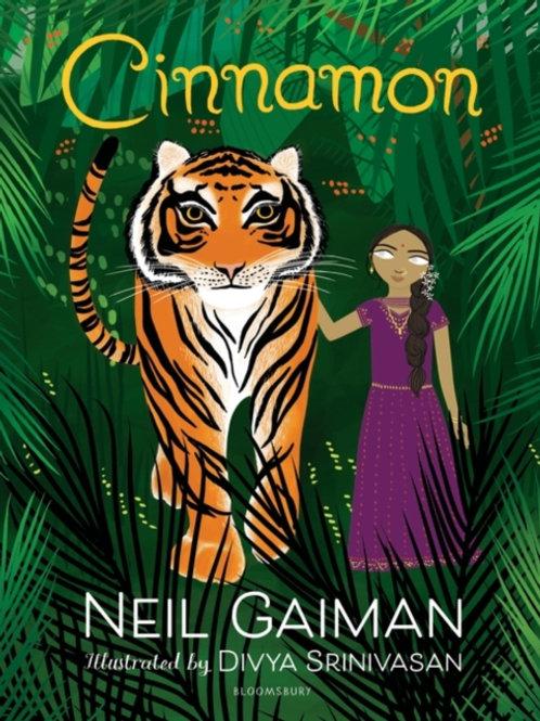 Neil Gaiman - Cinnamon (AGE 5+)