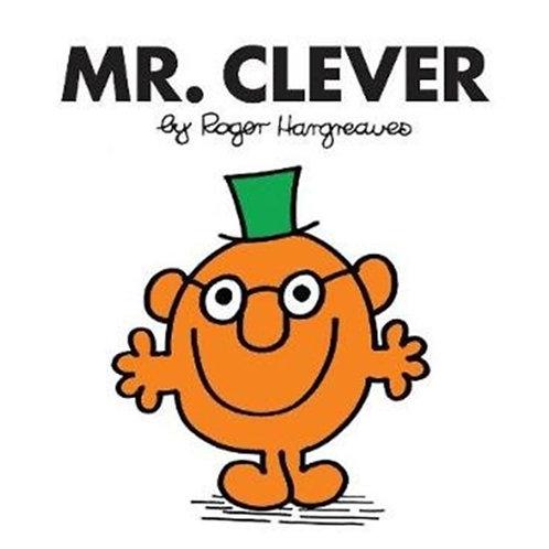 Roger Hargreaves - Mr. Clever (AGE 3+) (Mr. Men No. 37)