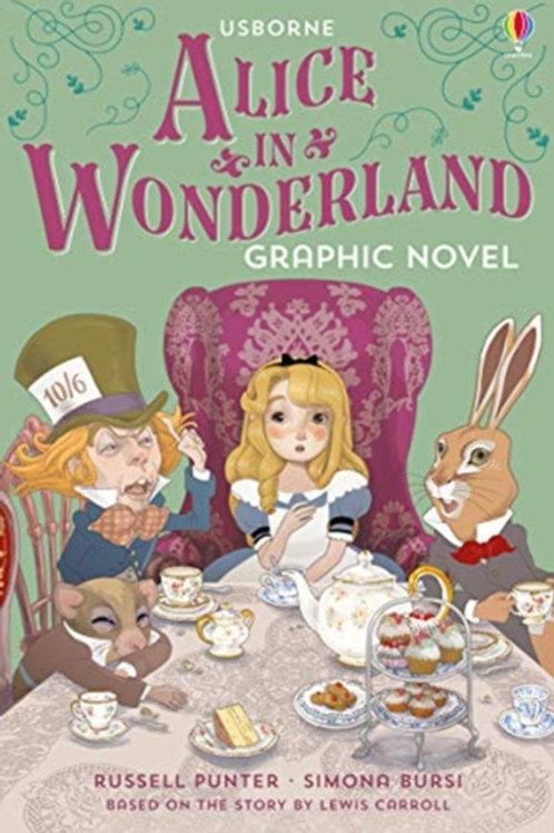 Russell Punter - Alice In Wonderland Graphic Novel