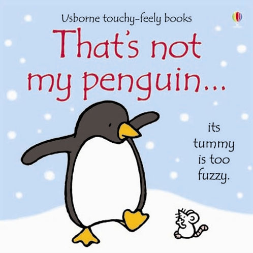 Fiona Watt - That's Not My Penguin (AGE 0+) (HARDBACK)