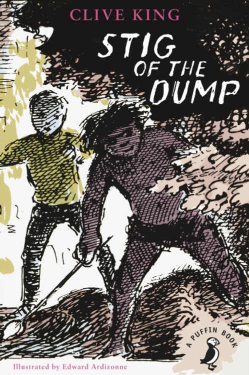 Clive King - Stig Of The Dump (AGE 8+)