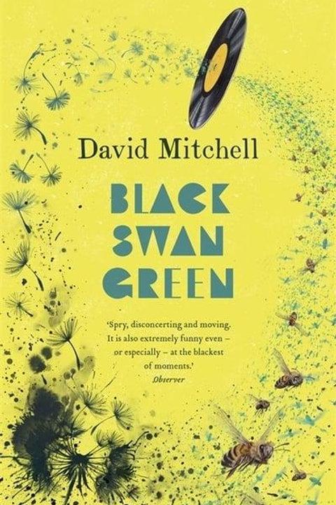 David Mitchell - Black Swan Green