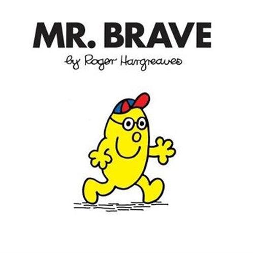 Roger Hargreaves - Mr. Brave (AGE 3+) (Mr. Men No. 40)