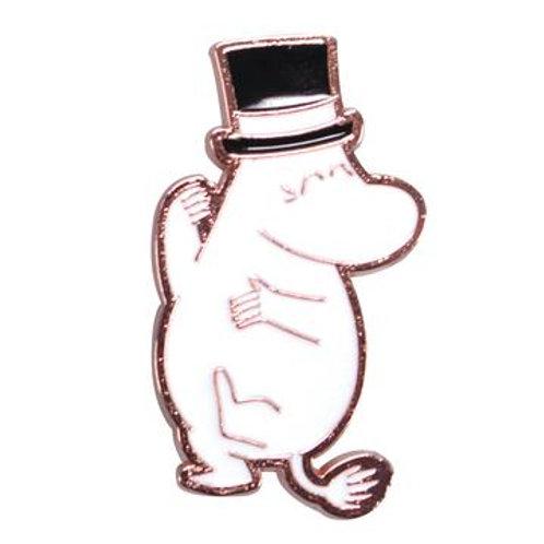 Moomin Pin Badge - Moominpappa